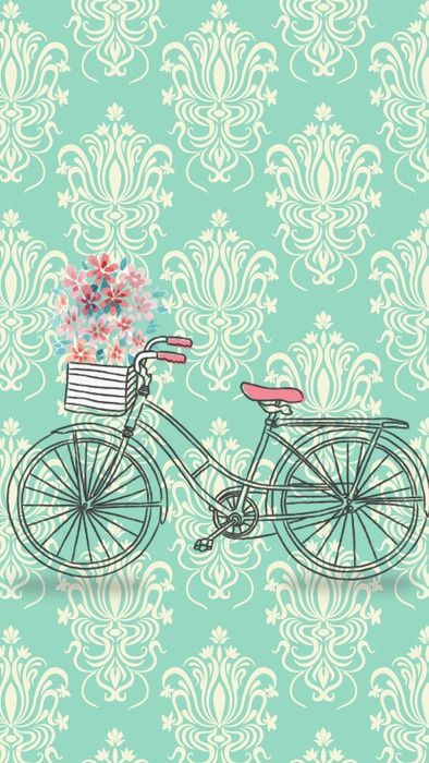 Vintage Bicycle wallpapers for phone iphone IZU.C (con