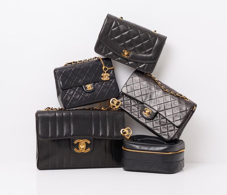 Vintage Heirloom - Finest Chanel bags & designer accessories