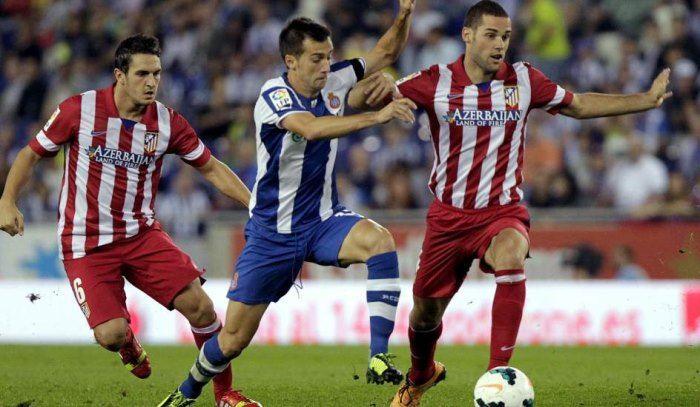 El partido Atletico Madrid vs Espanyol. entérate en donde verlo: http://www.futbolenvivo.co/atletico-madrid-vs-espanyol/