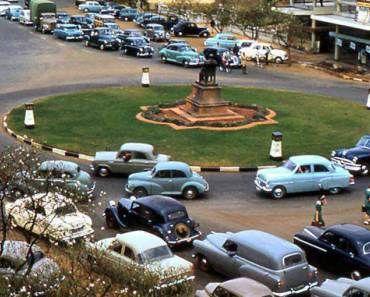 Cnr Jameson Ave, Moffat Street, Salisbury, Rhodesia