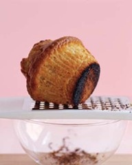 slightly burn something? just grate off the burnt part instead of wasting the WHOOOOOLE thing! (works well on muffins and toast): Kitchen Tips, Revive Burned, Golden Brown, Charred Bottoms, Baked Goods, Muffin Saver, Cooking Tips, Burned Muffins, Bottoms Lightly
