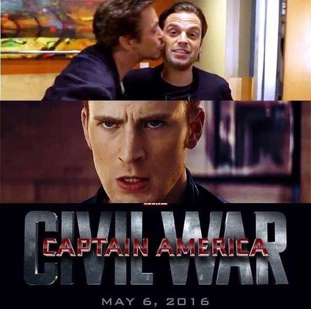 Image result for funny captain america civil war memes
