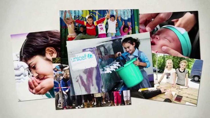 UNICEF Kinderrechten video