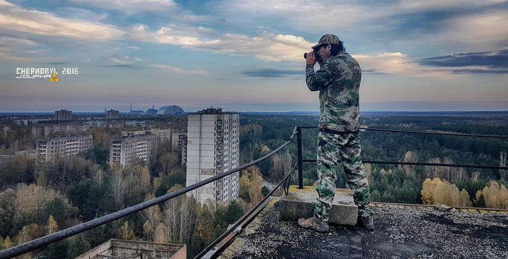 Chernobyl exclusion zone. Pripyat  ©Juri 2016 https://www.facebook.com/pripyat.a.ghost.town/