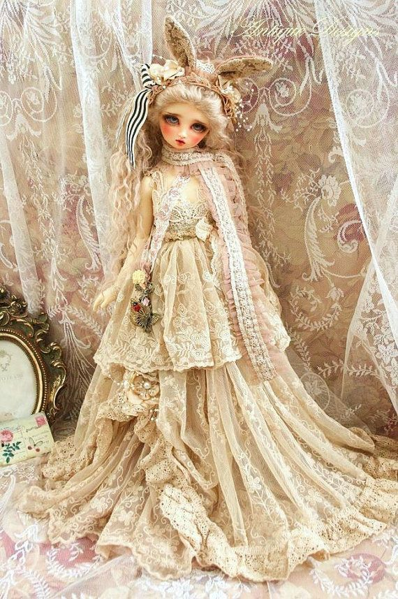 Super+Dollfie   ... Design for sd10 / sd13 bjd sd super dollfie doll 'Tea Princess