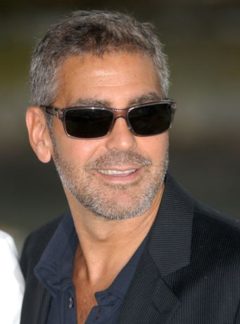 George Clooney loves his Persols