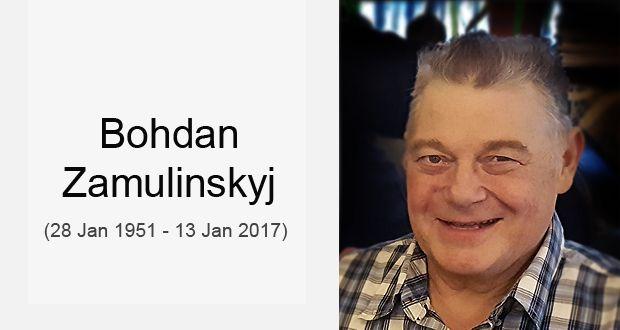 Bohdan Zamulinskyj – CYM Great Britain