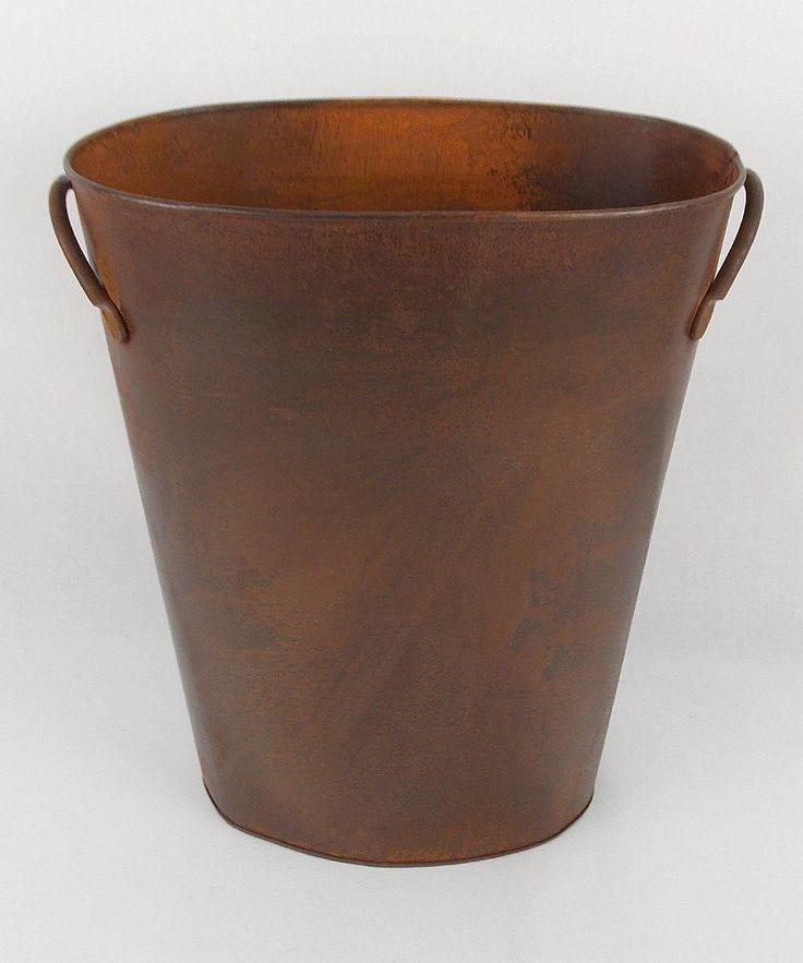 Rustic Waste Basket