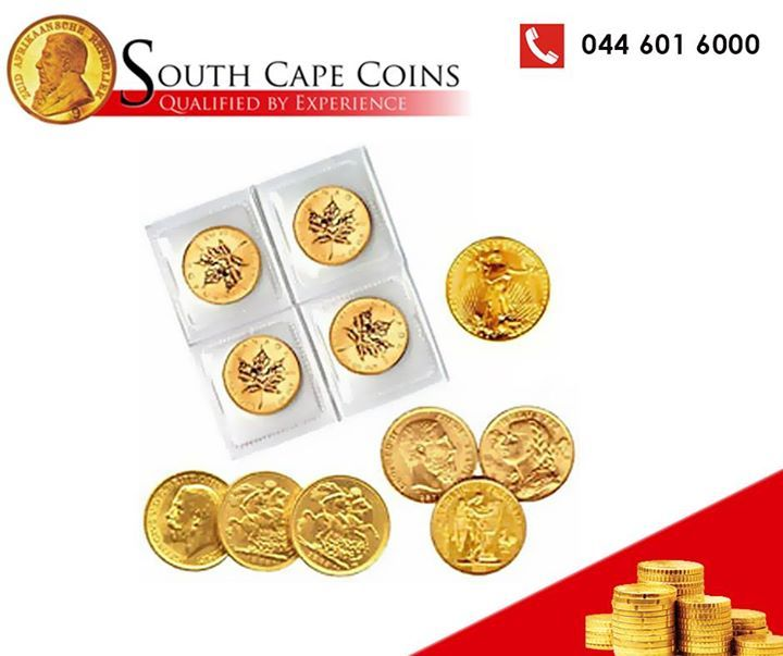 Are you considering buying or selling a coin portfolio? South Cape Coins will give you sound advice and also assist in finding the correct coins for your needs. Contact us today for a sound investment. #coins, #investment, #rarecoins