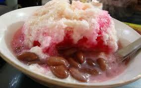 Es Kacang Merah Manado