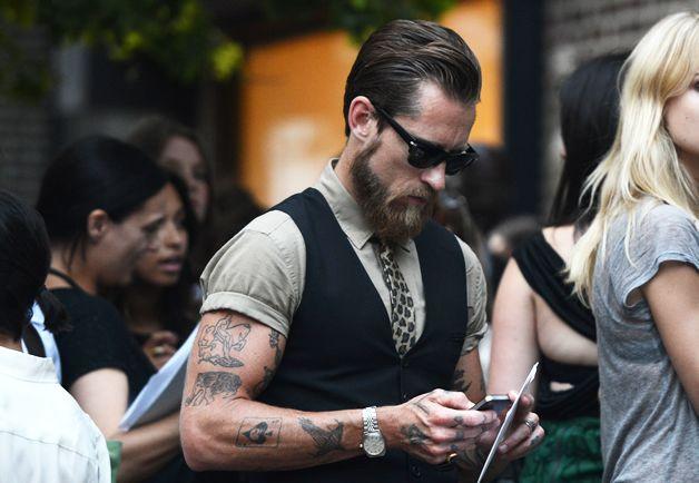 Men's Style Beard
