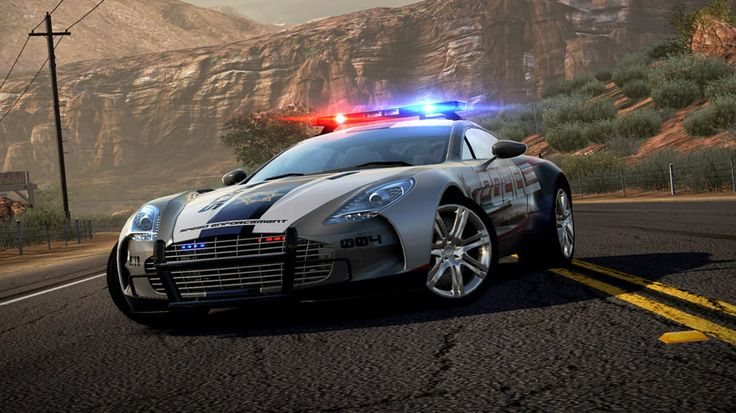 Los mejores autos de policía del planeta