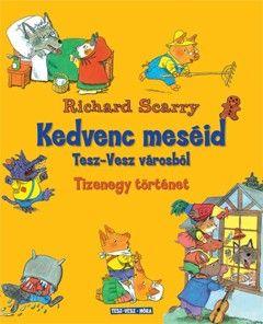 Könyv: Kedvenc meséid Tesz-vesz városból  http://naplokonyv.hu/kedvenc-meseid-tesz-vesz-varosbol  ismered a Piroska, a brémai muzsikusok, a három kismalac meséjét? Ha igen itt az ideje egy kiscsit másképpen is megismerni. Vidám, történetekké varázsoljá a Tesz-vesz lakói az ismert népmeséket. Megtudhatod, kicsoad a vidám Kekszemberke, a titokzatos Aranyfürt, Troll Teó. Kellemes időtöltést,   www.naplokonyv.hu   Kedvenc meséid Tesz-vesz városból
