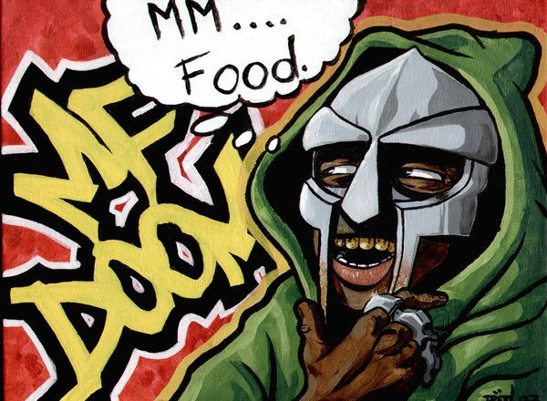 17 best images about art on pinterest odd future jean for Mf doom tattoo