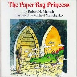 Love The Paper Bag Princess? Find good quality second-hand children's books at The Reading Nest. www.thereadingnest.com.au