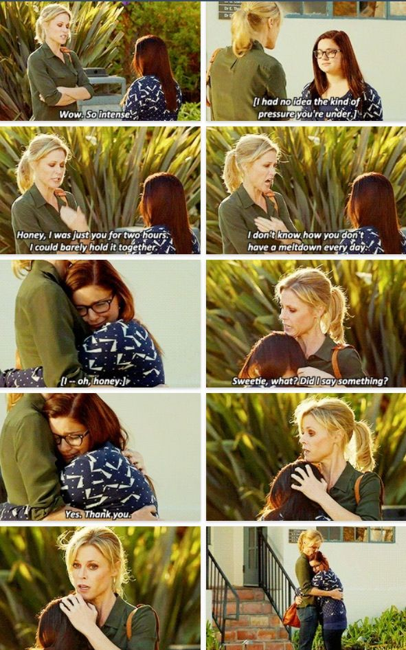 This Modern Family moment kinda made me cry.