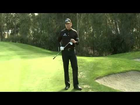 Phil Mickelson - How to chip around the green.