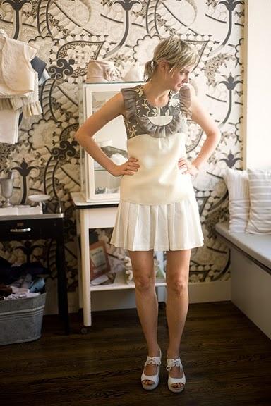 tennis skirt. vintage.  www.socialtennisnetworking.com: New Style, New, Phaedra S Style, Is The, Dreamy Creamy