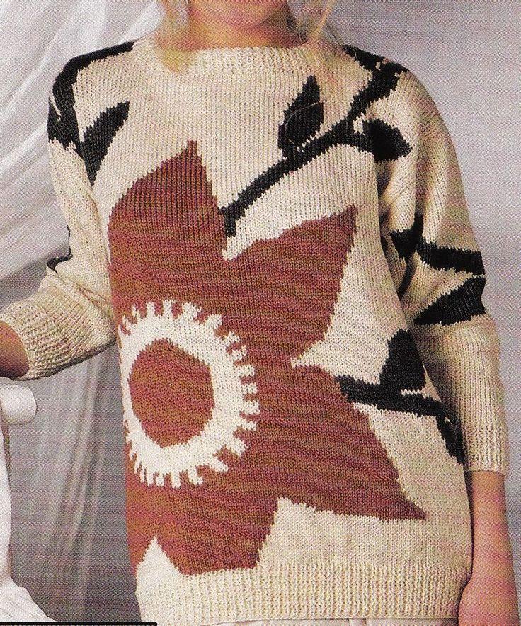 Bond Knitting Patterns : 3050 best intarsia knitting images on Pinterest