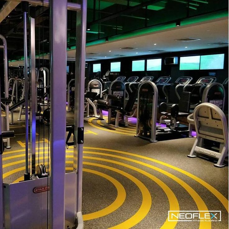 24 best Neoflex Reco Series Fitness Flooring images on Pinterest ...