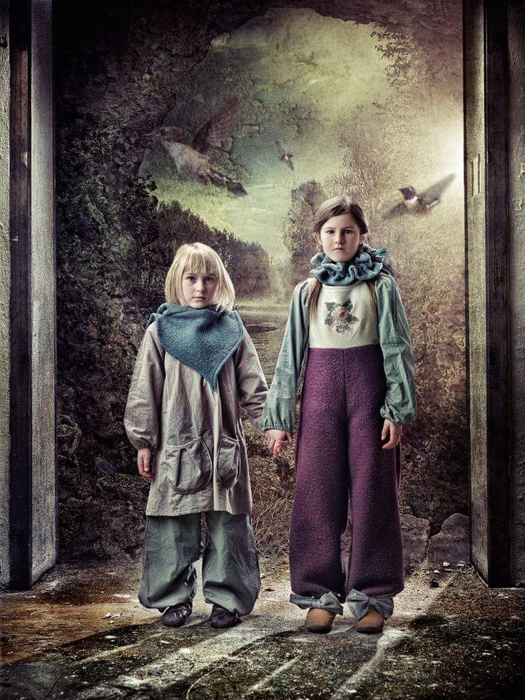 Autumn/Winter 2011 | Jumina - a Norwegian fairytale