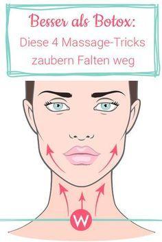 4 trucos de masaje para una piel facial firme