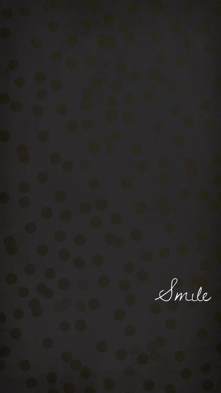 Wallpaper iphone hujan - Smile Wallpaper Background Black Gold Iphone