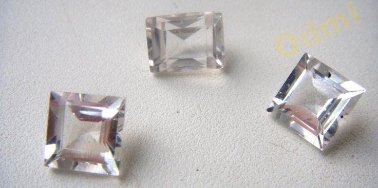 Маркиза топаз 8,65 на серьги и кольцо белый свет