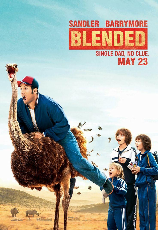 BLENDED | Adam Sandler http://www.imdb.com/title/tt1086772/