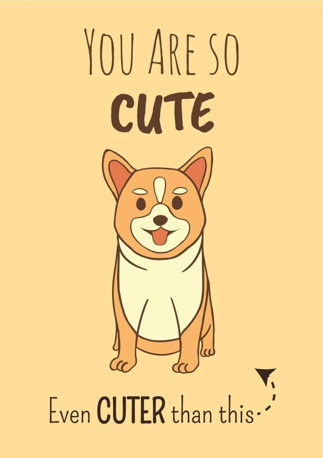 Anniversary Card From Pugs And Stuffs Thortful Dog Greeting Cards You Are Cute Pugs