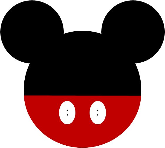 free mickey mouse hand template | Design | Mickey Mouse Inspired Party Package
