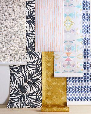 Best 25 peel off wallpaper ideas on pinterest kitchen - Easy peel off wallpaper ...
