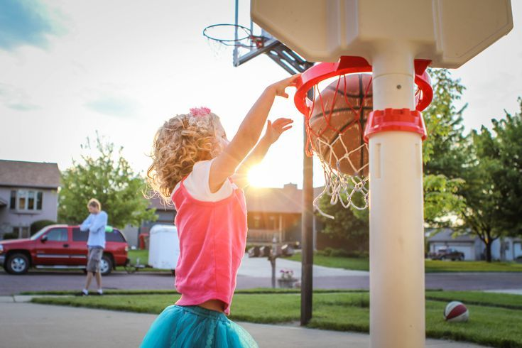 Fun Basketball Games for Kids to Play