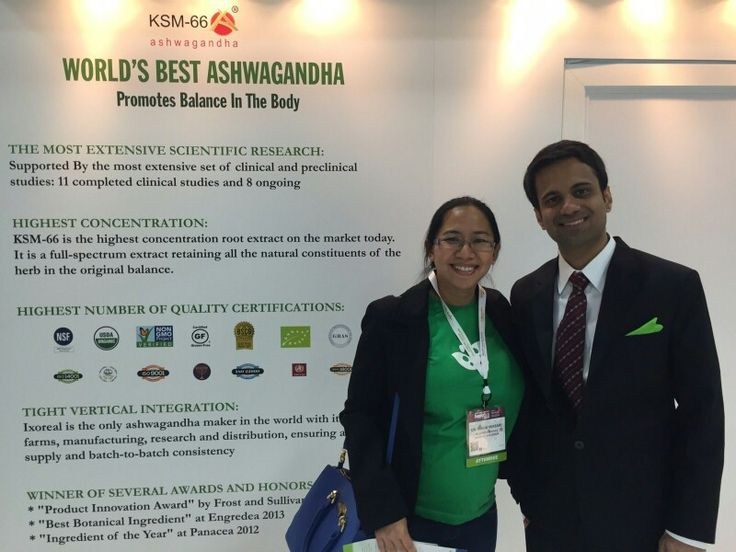 Our member and US Representative DR Mia, PhD Report live from Las Vegas Nevada, we are proud to works with KSM-66 Ixoreal Biomed from Los Angeles, the best Ashwagandha in the world!! And also we are proud to works with GELITA from Brazil.. The Collagen that has a CLINICAL TRIAL on skin, fat loss and joint ..    WhatsApp : +6285695008888  BBM : 2C1772F5   Biogreen works only with the BEST COMPANIES IN THE WORLD