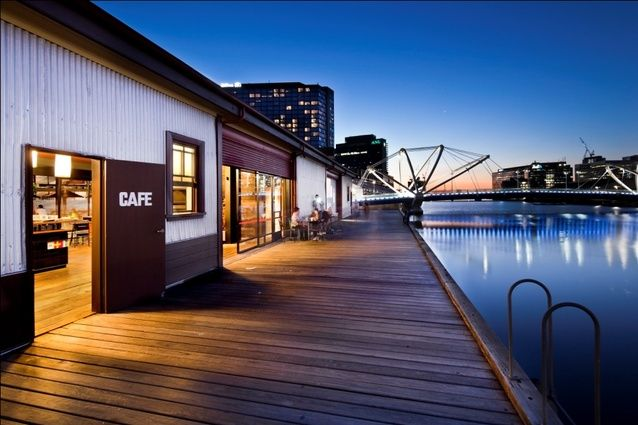 Reusing Industrial Heritage, the Boatbuilders Yard by Six Degrees Architects, Melbourne, Australia