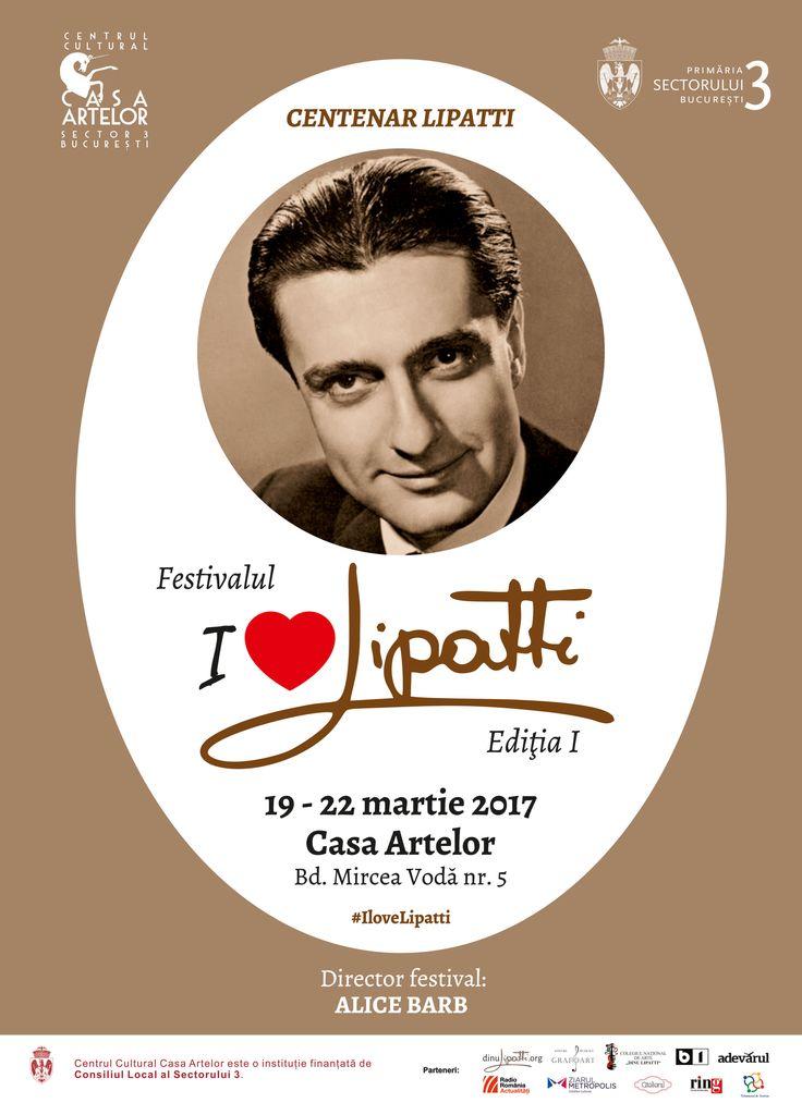"""În 2017, întreaga lume muzicală sărbătorește 100 de ani de la venirea pe lume a celui mai mare pianist român din toate timpurile, DINU LIPATTI. Supranumit de Paul Dukas """"al doilea Enescu"""", Dinu Lip…"""