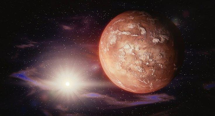 Un equipo de astrofísicos británicos descubrió los restos de un miniplaneta «fallecido» en la órbita de Marte. Para su estudio, los científicos del Observatorio de Armagh utilizaron el denominado Very