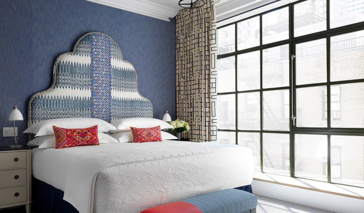 The Whitby, New York City, United States - Room Interior Design - Design Hotels