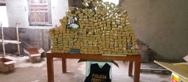 Cerca de 750 quilos de maconha são encontrados pela PM em Simões Filho http://ift.tt/2vI7wr0