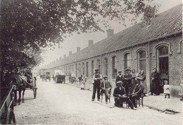 Arbeiderswijken - Textielhistorie Enschede