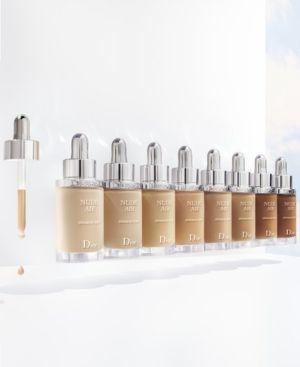 Dior Diorskin Nude Air Serum Nude Healthy Glow Ultra-fluid Serum Foundation - Medium Beige