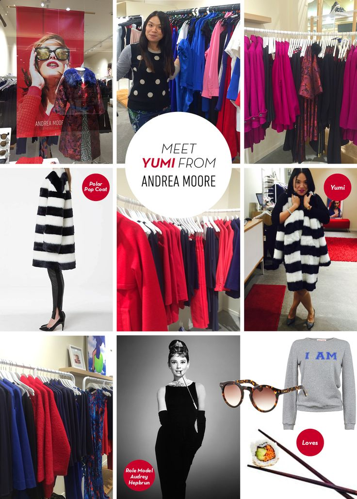 Shop Highlight - Meet Yumi from @andreamoore #milfordcentre