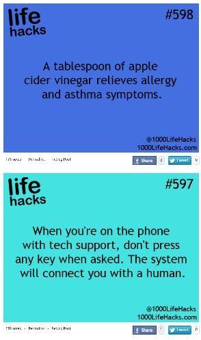 life hacks. #provestra