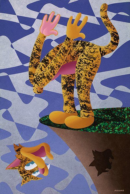 "ANTHONY AUSGANG ""Eileen Dover"" 2015Acrylic on Canvas 28 x 36 inch. #arcadeartgallery #arcadeartgallery#anthonyausgang #mgmt #popsurrealism #lowbrowart #lowbrow #kustomkulture#juxtapozmag #mgmt #fishbone#greenday #artillerymagazine#highfructosemag #artstagram #artist#artistsoninstagram #art #beautiful #instaart #instaartsy #instaartwork #instaartist #instaartpop #instaarthub #instaartoftheday #instaarte #instaarts #instaartistic #art #artwork #artist #artshow #artgallery"