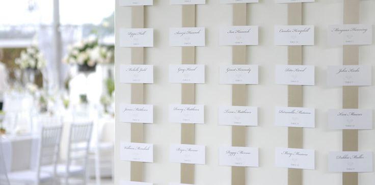 Dat er uitnodigingen voor het huwelijk verstuurd moeten worden, weet je wel. Maar heb je ook al gedacht aan antwoordkaartjes, routebeschrijvingen, menukaarten en programmaboekjes