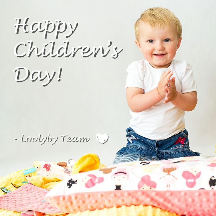 There are things, we can't buy ...like childhood. Happy Children's Day!