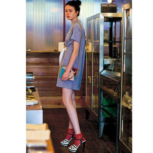 tabio socks in heels #sandals