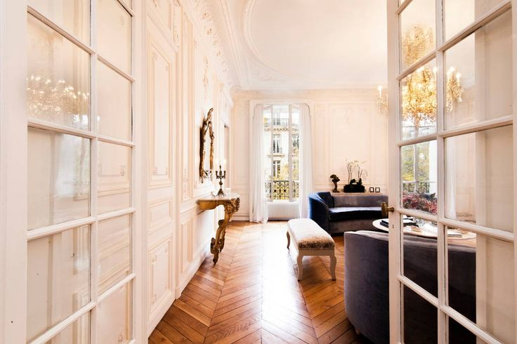 Check out this awesome listing on Airbnb: Eiffel tower Luxury Appart w driver - Apartments for Rent in Paris
