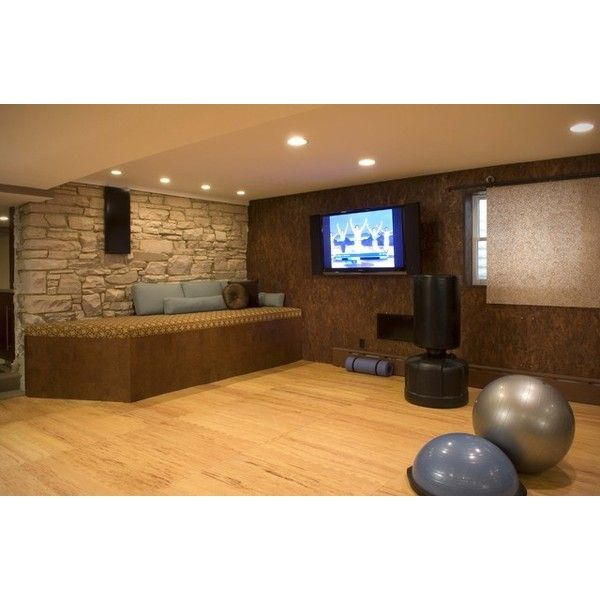 Home Gym Design Ideas Basement: 17 Best Images About Dance Studio On Pinterest