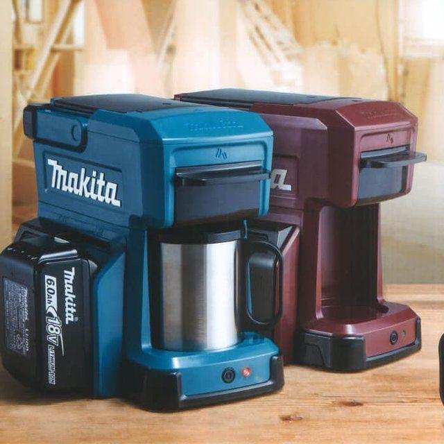 Makita Power Tool Cordless Coffee Maker Coffee Maker